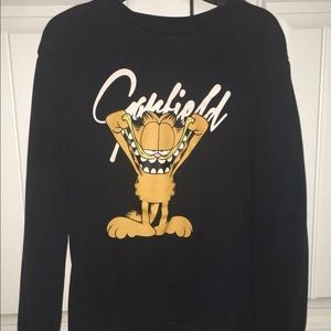 H&M Garfield sweater